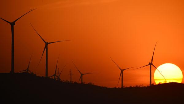 清洁能源 李国颖 摄