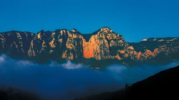 《横空出世》-云台山风景区供图