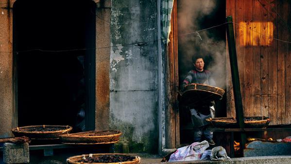 《黑干飘香》作者:许金荣