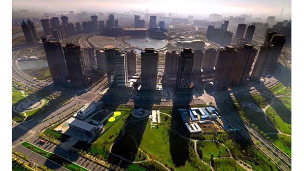 《城市交响》作者:刘鲁豫