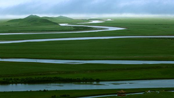 黄河第一湾 张红卫 摄