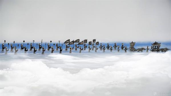 2016综合创意方向获奖作品《天宫之游 》作者:成贵民