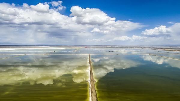 中国大盐湖 何启金 摄