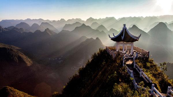 七百弄国家地质公园 张碧海  摄