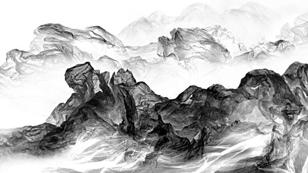 山非山,水非水(组一)