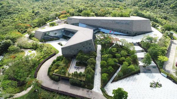 大鹏半岛国家地质公园博物馆 李坚强 摄