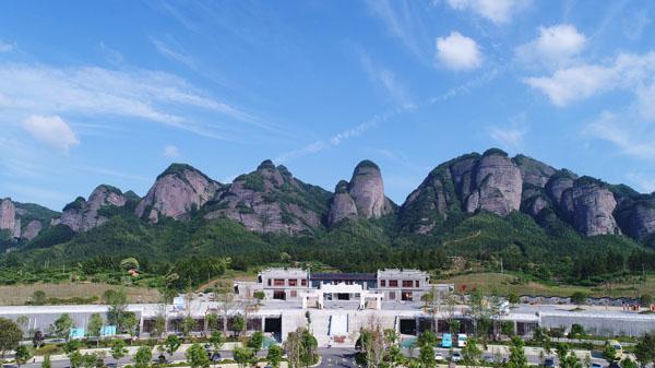 国家级风景名胜区——南武当山景区 黄剑 摄