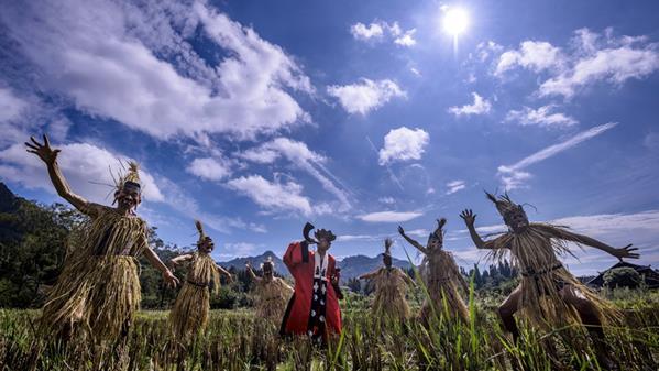 国家非物质文化遗产—辰州傩 张桂华 摄