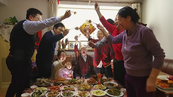 《欢乐中国年》-李苏适 摄
