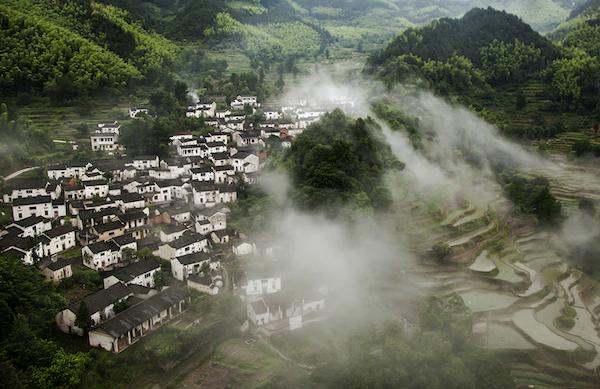 水墨会川-周晓瑾 摄