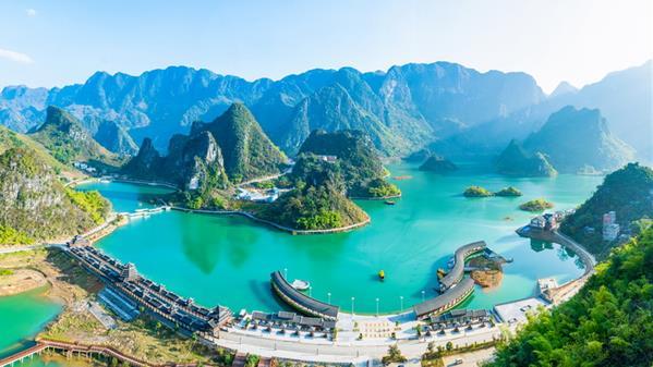 浩坤湖国家湿地公园已获评国家AAAA级景区   熊桂余 摄