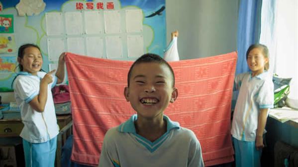 邵广红《我的孩子们》