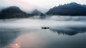 [西部快门]雾漫小东江张家界紫鹃梯田摄影团
