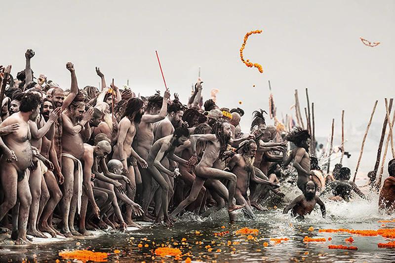 【行行摄色】印度摄影A团——12年一遇的大壶节