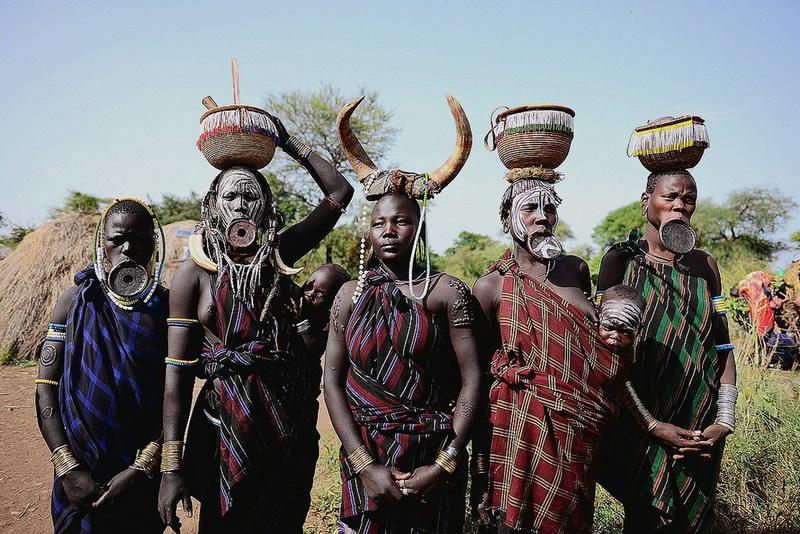 【行行摄色】埃塞俄比亚摄影团——12天10晚