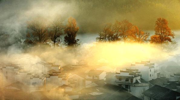 【润艺摄影】金秋徽州长溪、石城、红油纸伞精华摄影采风团