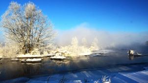 【天下小】吉林雾凇,查干湖冬捕,向海鹤舞,摄影采风8日团
