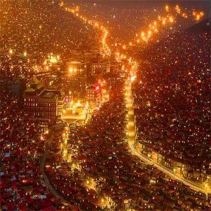 【小尤摄影】色达法会、亚青寺、丹巴藏寨、四姑娘山、桃坪羌寨摄影采风团