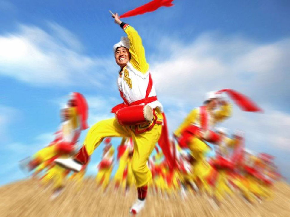【小尤摄影】夏季晋西、陕北、人文风光摄影采风团