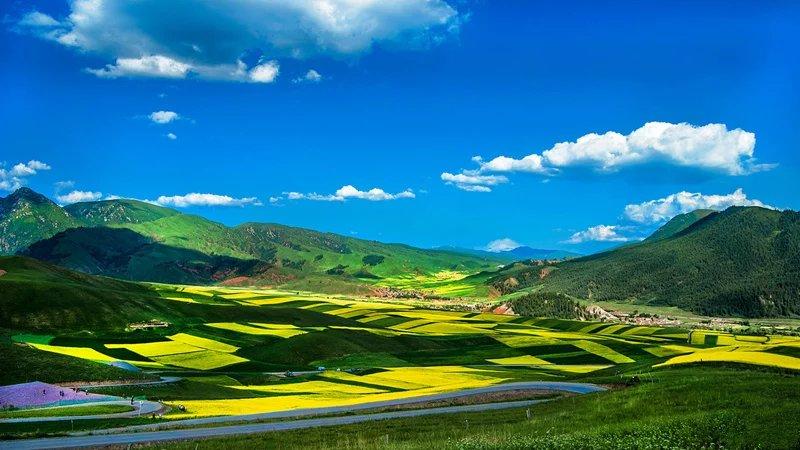 【小尤摄影】大美青海、门源、山丹、祁连、茶卡、青海湖、张掖、贵德全景摄影采风团