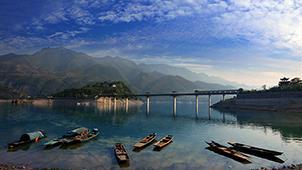 一口井 一座城——重庆市奉节县白帝城·瞿塘峡景区