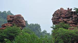 七夕文化之乡——河北省邢台市中国爱情山