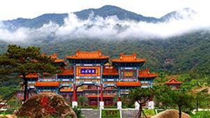 京东第一山——天津市蓟县盘山景区