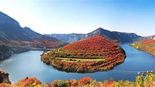 中国赏月名山——山西省晋城市珏山景区