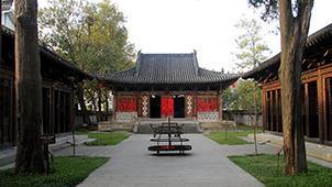 蜀地四大文庙之一——四川省广元市昭化古城文庙