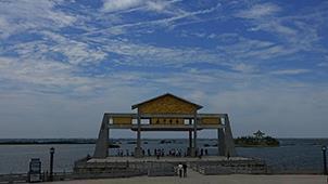 华东白洋淀——安徽省淮南市焦岗湖国家森林公园