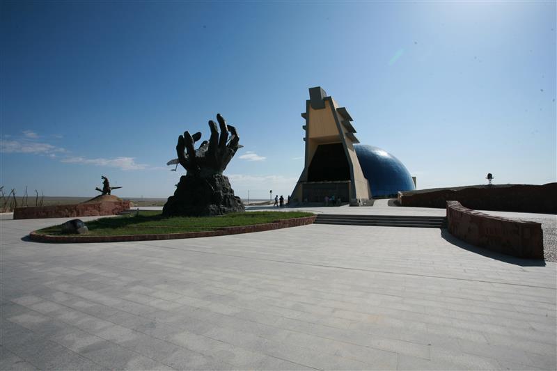 内蒙古二连浩特国家地质公园