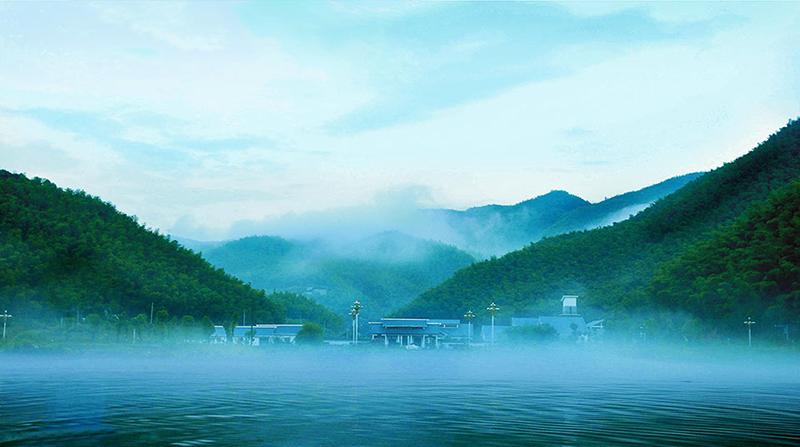 天然大氧吧——湖南省衡阳市蔡伦竹海景区
