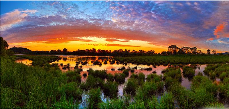 黑龙江省双鸭山市饶河乌苏里江国家湿地公园