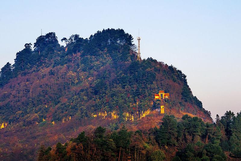 重庆市巴南区圣灯山公园