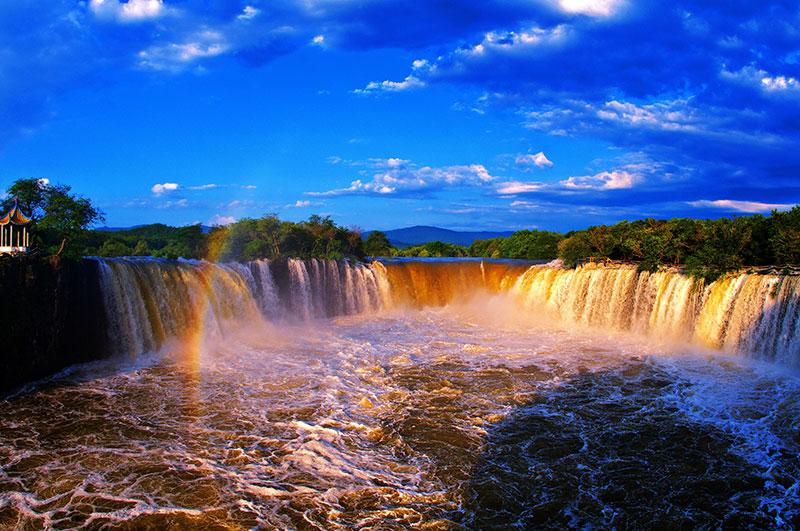 北国风光胜江南——黑龙江省牡丹江市镜泊湖景区