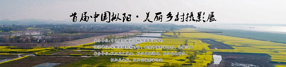 首届中国枞阳•美丽乡村摄影展