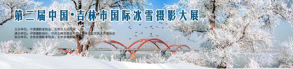 第二届中国•吉林市国际冰雪摄影大展