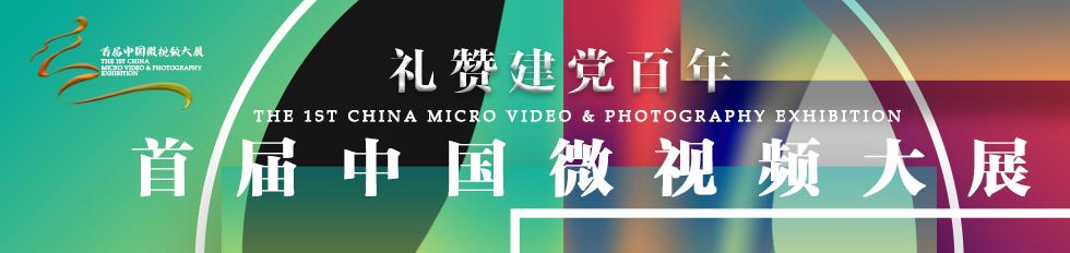 首届中国微视频大展
