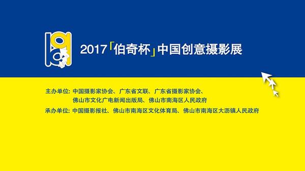 2017伯奇杯中国创意摄影展