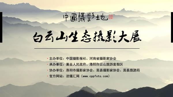 中国摄影地之白云山生态摄影大展
