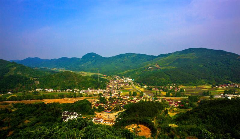 拍摄地点: 南陵丫山风景区  拍摄时间: 2015-05-16  作品