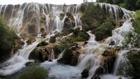 九寨沟瀑布