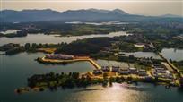 木兰湖畔新农村
