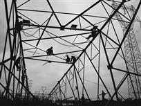 电力建设者