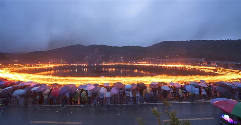 拍摄地点: 贵州威宁板底乡.