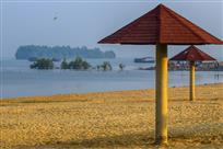 骆马湖沙滩
