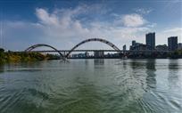 《涪江三桥》