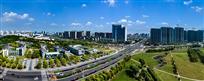 鸟瞰科技城