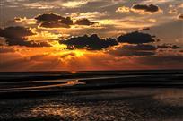 南黄海的早晨