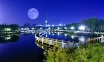 月是故乡圆,天涯共此时